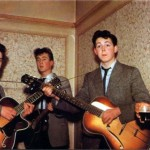 Rare Photos of Beatles – George Harrison,  John Lennon, Paul McCartney and Ringo Starr
