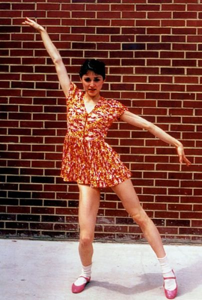 Madonna-very-young-age-photo