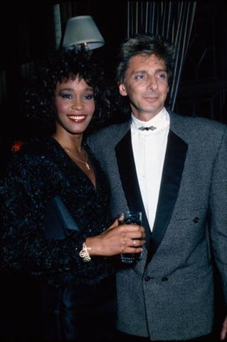 Barry-Whitney-Houston-rare-extremely-collection