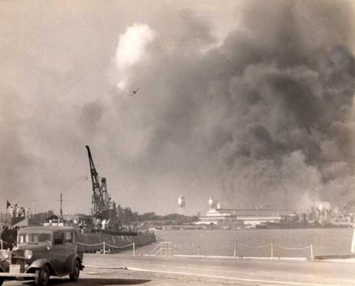bombing-in-pearl-harbor
