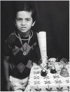 Childhood-Picture-of-Rahul-Dravid