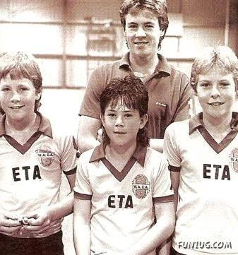 Childhood-Picture-of-Ricky-Ponting