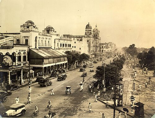 Chowringhee-Square-Old-Calcutta