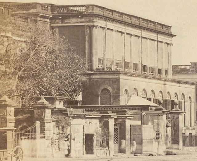 Government-House-Calcutta-1860s