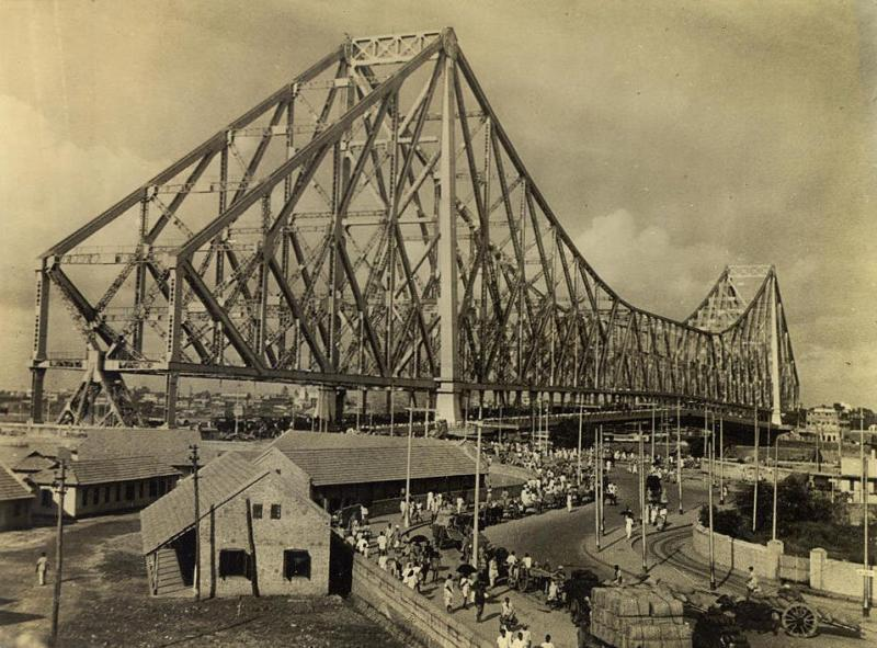 Howrah-Bridge-Calcutta-WB-India