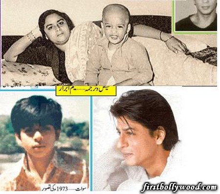sharukh-childhood