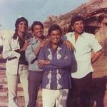 Rare photos of Sholay