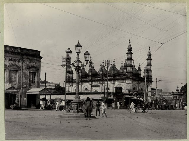 Tipu-Sultan-Mosque-Calcutta-1890s
