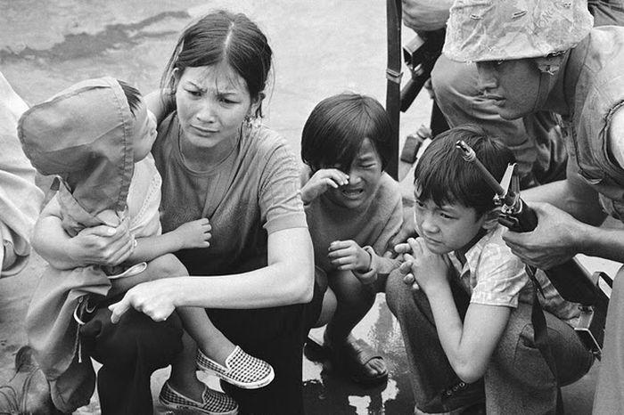 children-and-woman-affected-most-in-vietnam-war