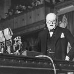 "Winston Churchill rare speech "" we shall fight"""
