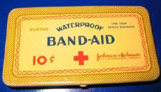 Band-aid-History