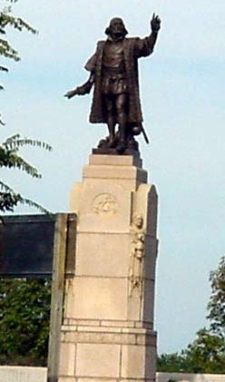 Christopher-Columbus-statue