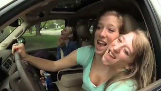 abby-brittany-driving-car