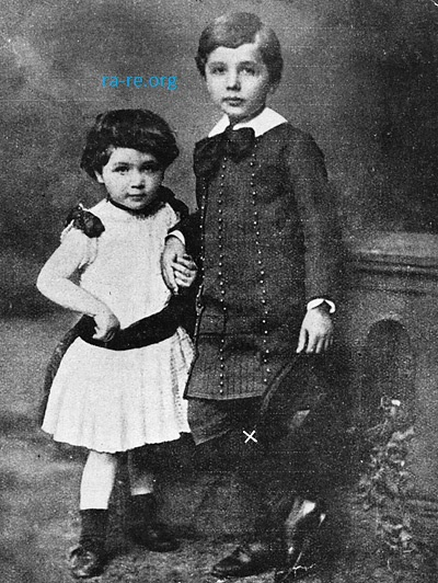 albert-einstein_and_sister_maja-photos