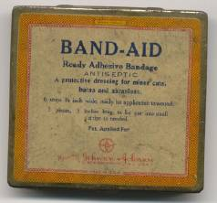 the history of band aid Band-aid definition is - offering, making use of, or serving as a temporary or  expedient remedy or solution.