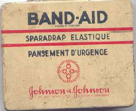 Who Invented The Band Aid >> Band Aid Timeline