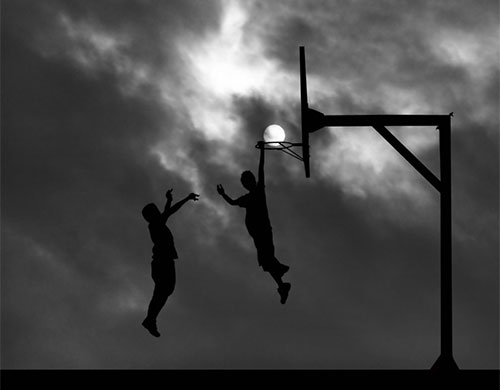 basketball-playing-with-sun