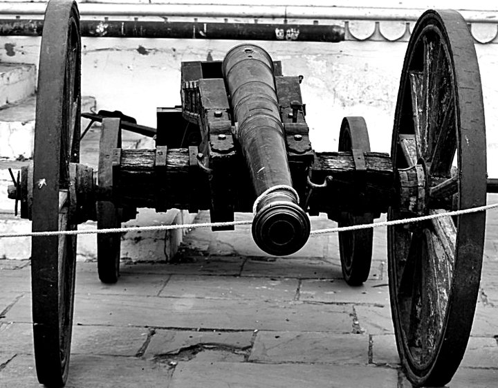 canon-in-a-jaipur-fort