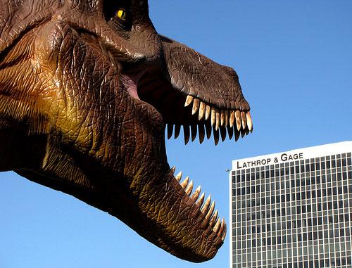dinosaur-eats-house