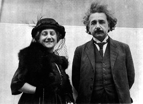 elsa-einstein-second-wife