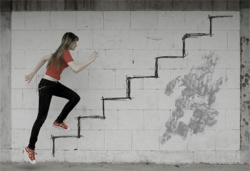 girl-in-stairs