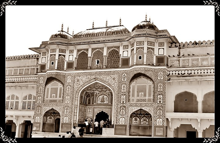 jaipur-in-black-and-white