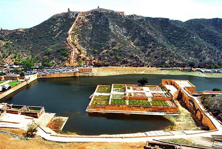 jaipur-lake