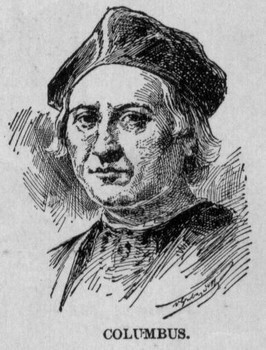 sketch-of-Christopher-Columbus