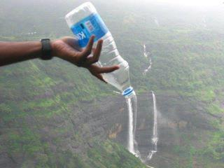 water-falls-from-a-bottle