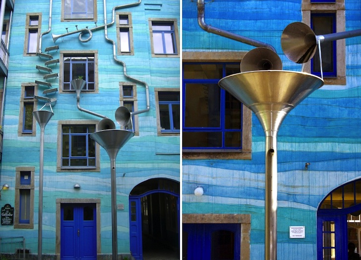 Dresden-house-play-music-during-rain