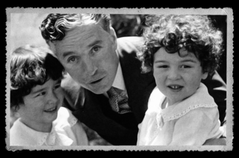 Charlie-Chaplin-with-children-Charles Jr.-and-Sidney-September-1929