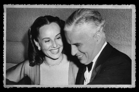 Charlie-&-Paulette-at-Ciro's-July 1942--after-their-divorce