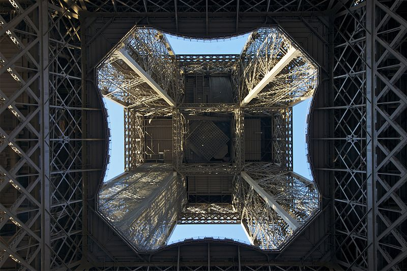 Eiffel-tower-from-base