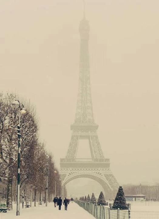 Eiffel-tower-in-winter