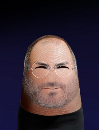 finger-portrait-steve-jobs