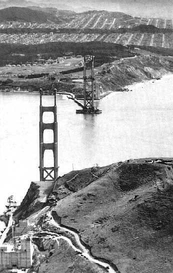 Golden-Gate-Bridge-construction-began-in-1934-rare-photos