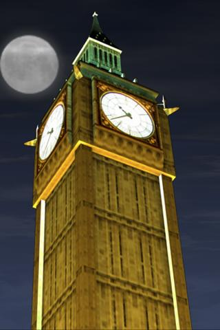 Big-Ben-with-full-moon-at-10pm