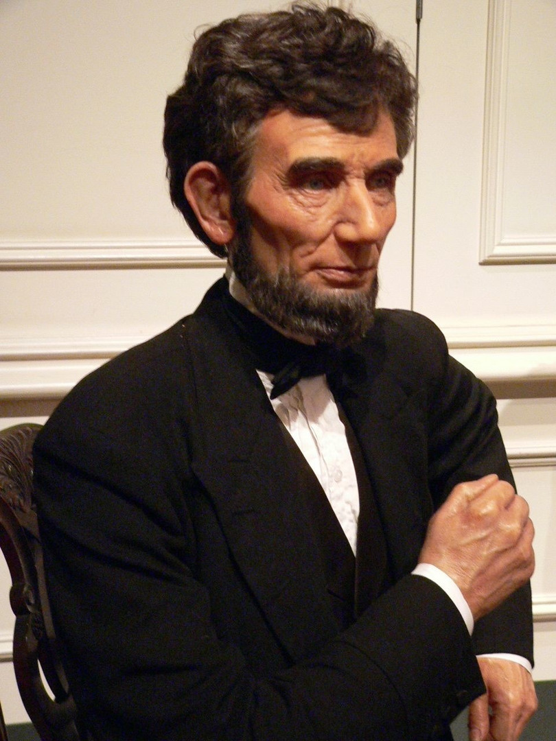 abraham-lincoln-wax-museum-Madame-Tussauds