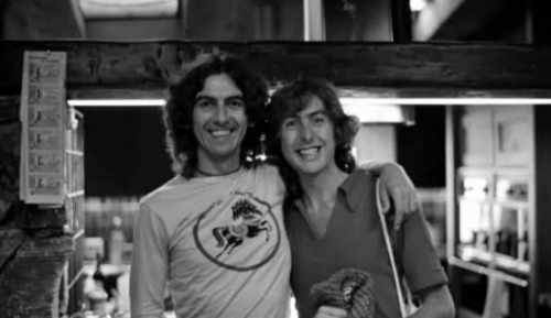 George-Harrison-and-Eric-Idle