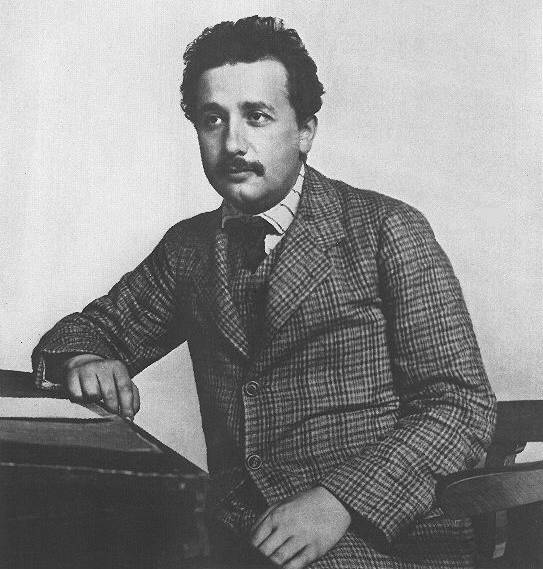 Albert-Einstein-during-his-clerkship