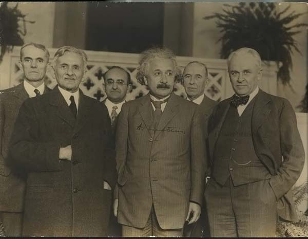 Albert Einstein-rarest-photos