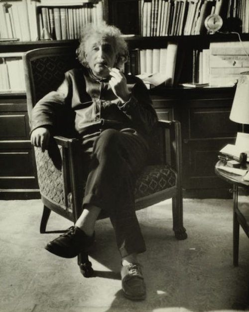 albert-einstein-in-his-study-room