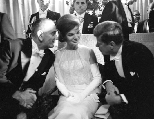 JFK-with-wife