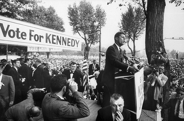 JFKs-Presidential-Campaign