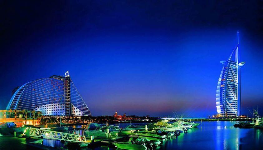 burj-al-arab-blue-colour