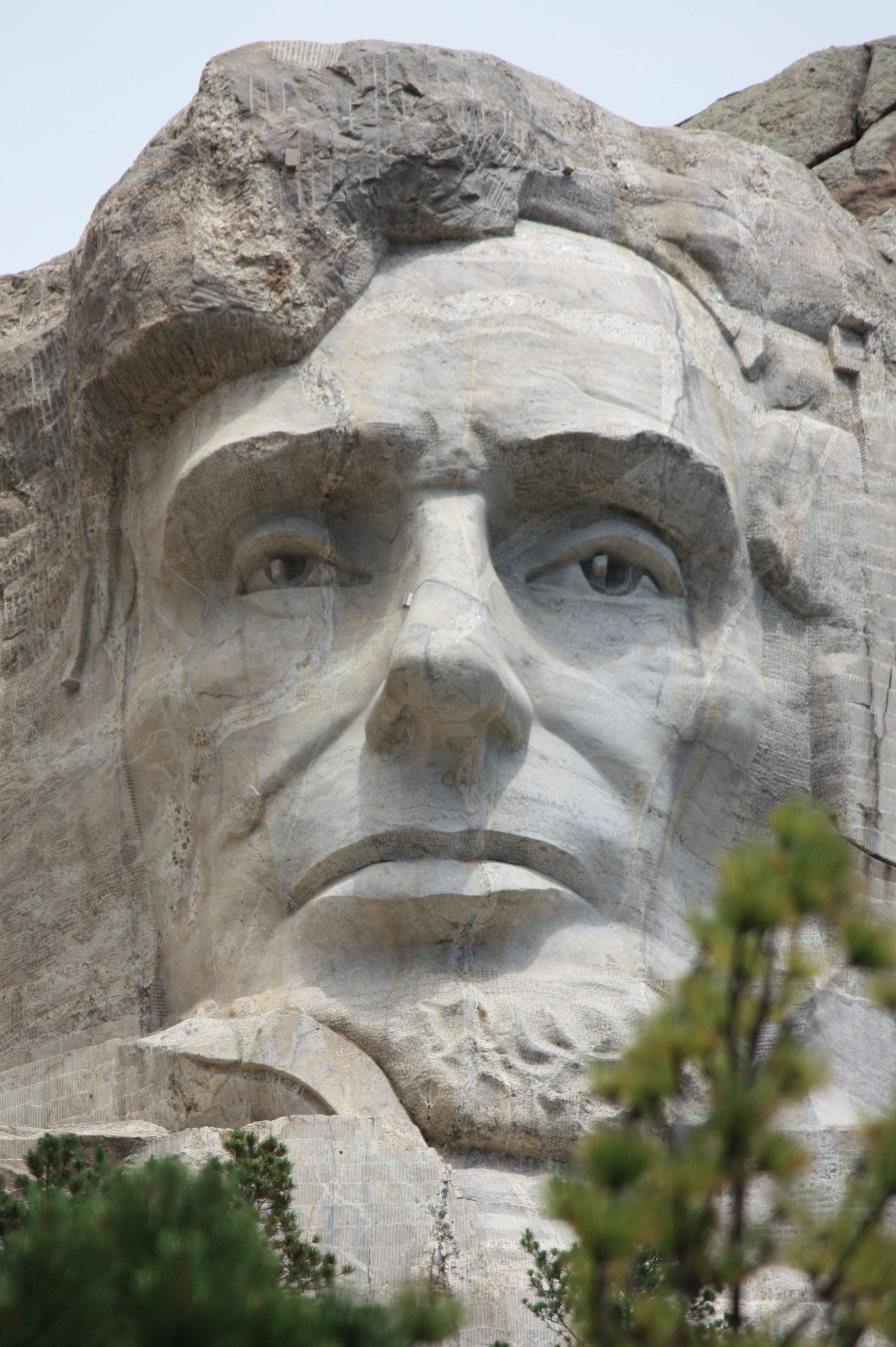 Abraham-Lincoln-in-mount-rushmore