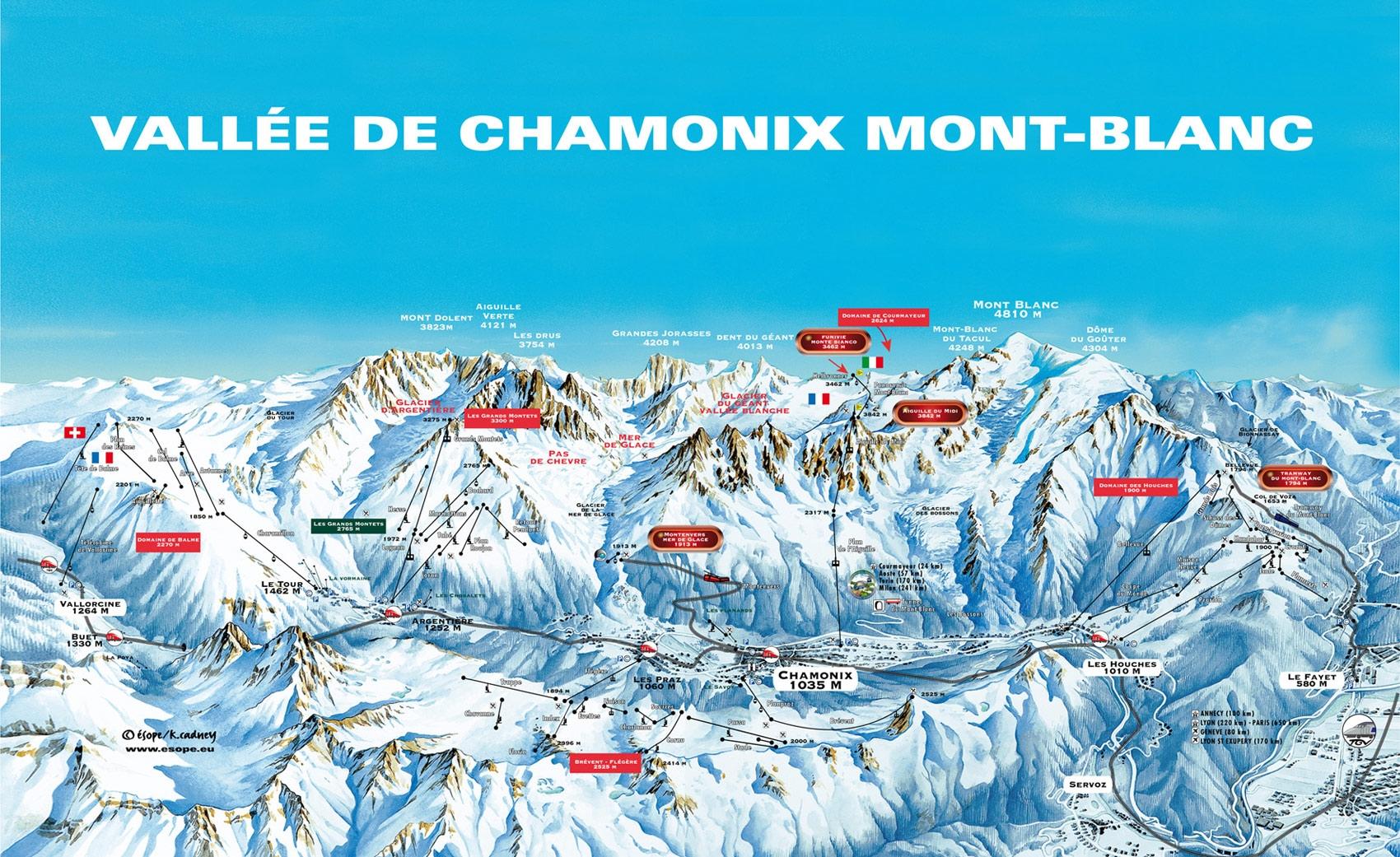 chamonix-map