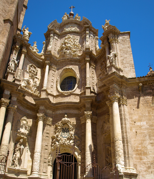 Cathedral-in-Valencia-Spain