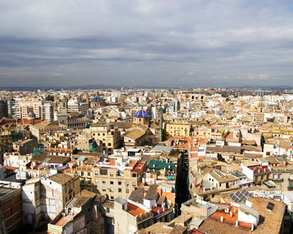 Spain-Valencia-3rd-biggest-city