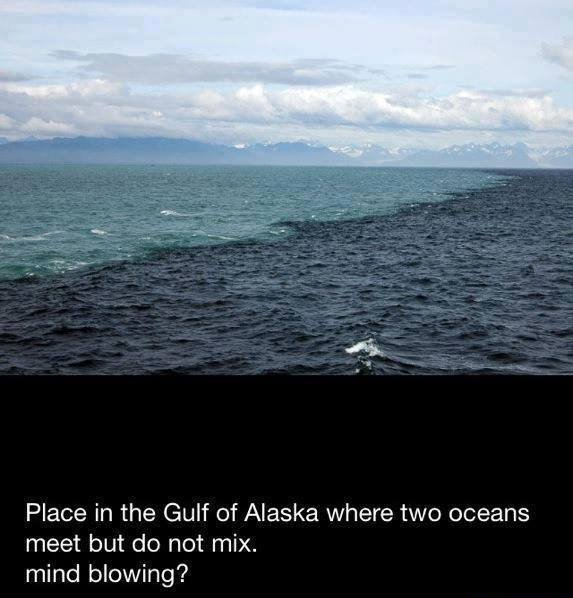 Gulf Of Alaska-Most Wonderful And Awesome Nature's Creation